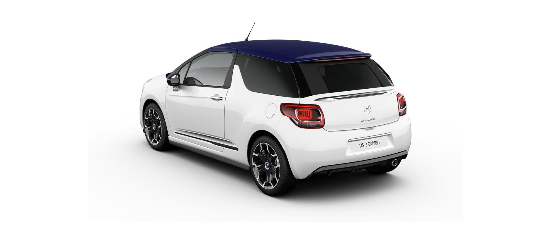 DS 3 Cabrio - Blanc Banquise
