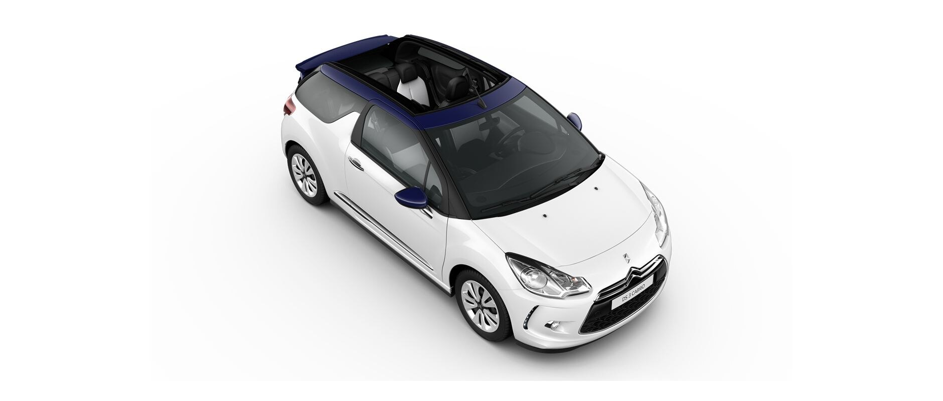 DS 3 Cabrio - finitions - Chic