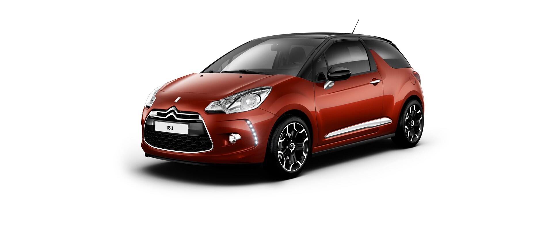 DS 3 - Sport Red