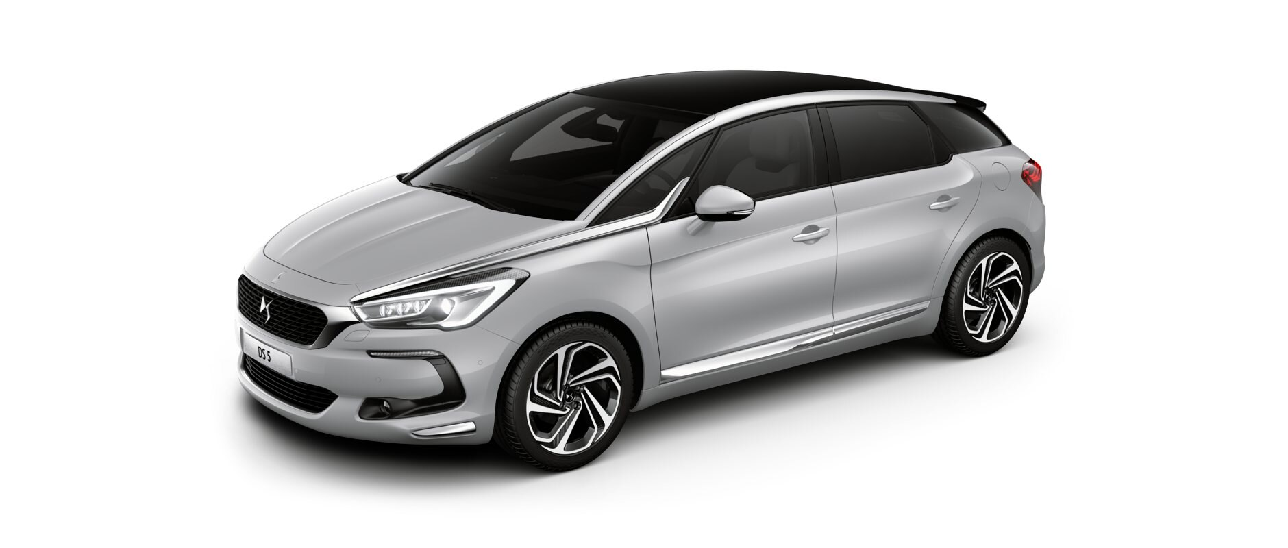 New DS 5 - Arctic Steel