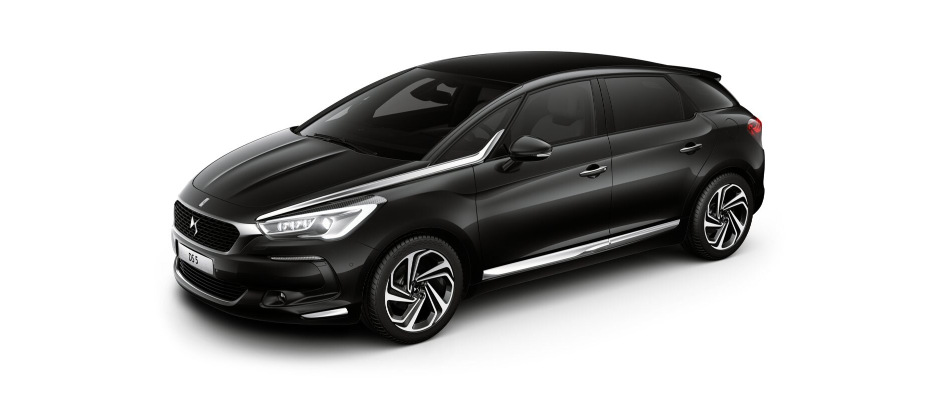 New DS 5 - Perla Nera Black