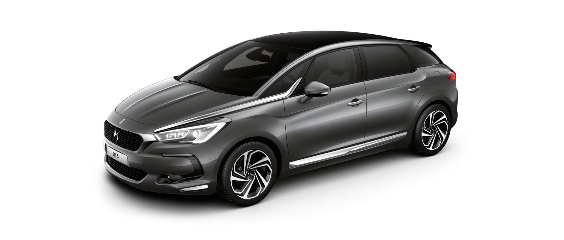 New DS 5 - Shark Grey