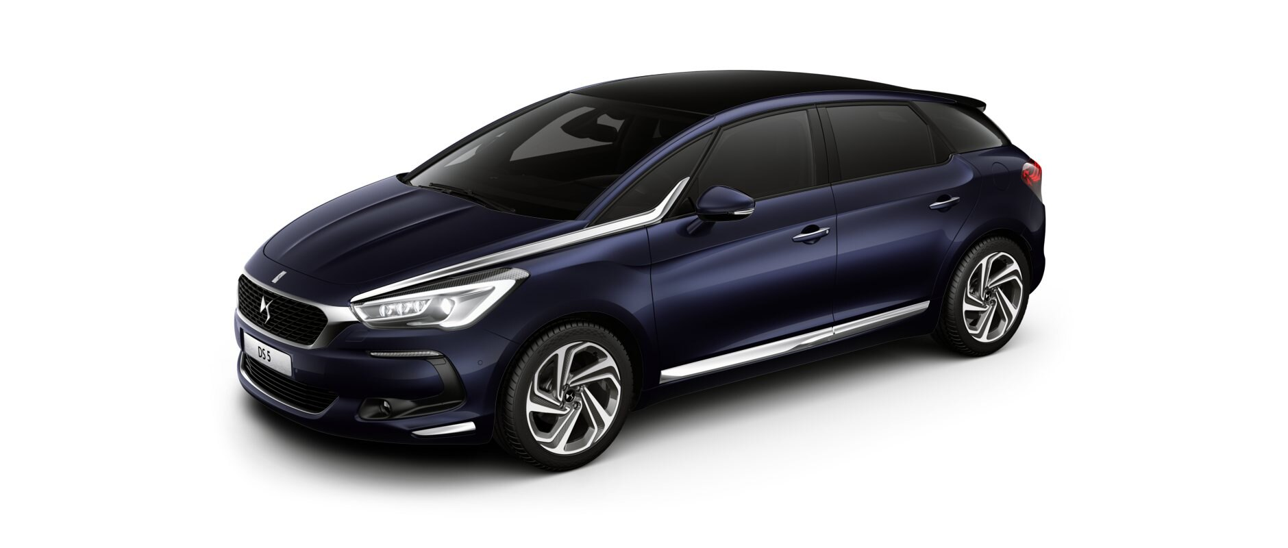 Nouvelle DS 5 - finitions - Sport Chic