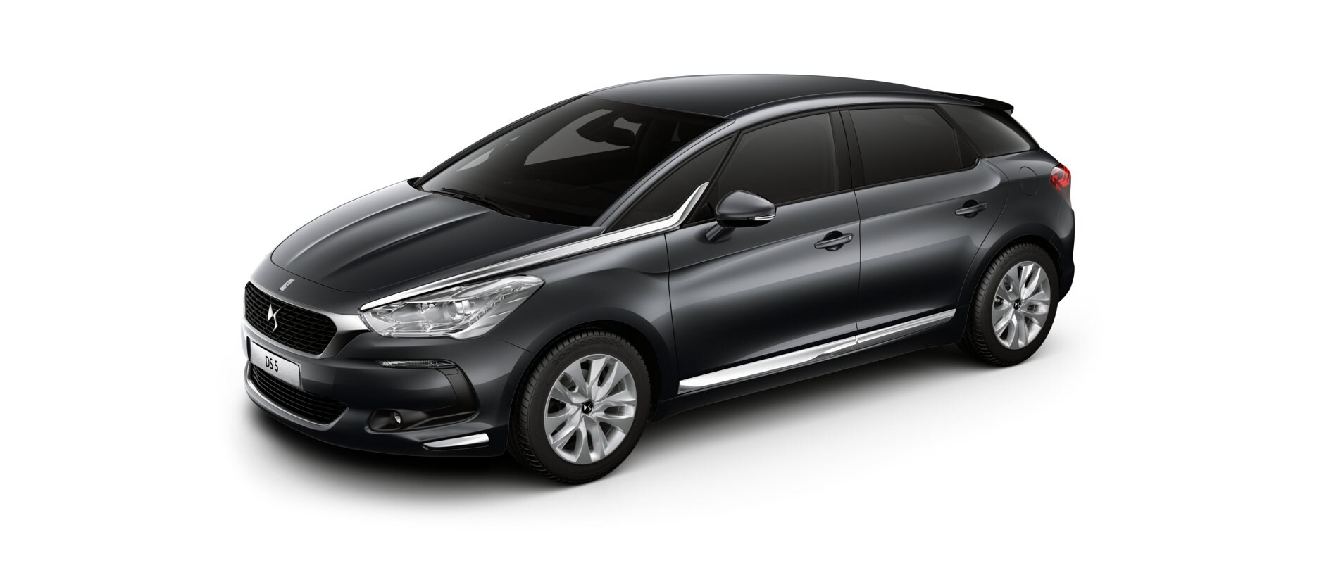 Nouvelle DS 5 - finitions - Be Chic