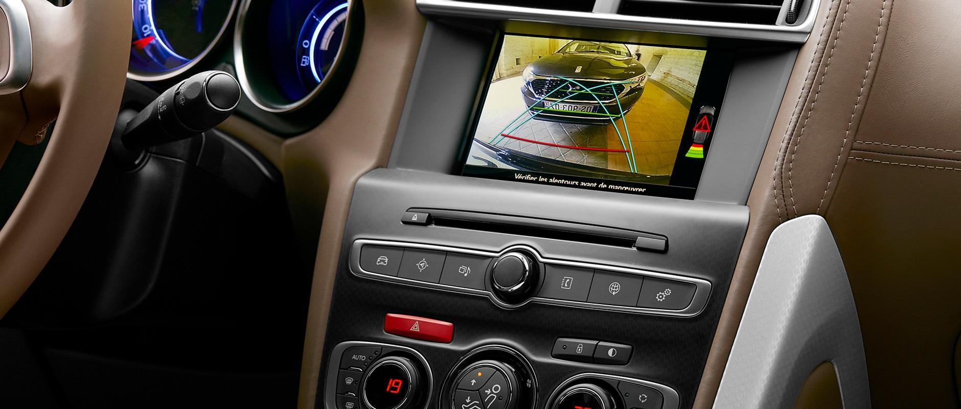 New DS 4 - détails - Technology for Comfort