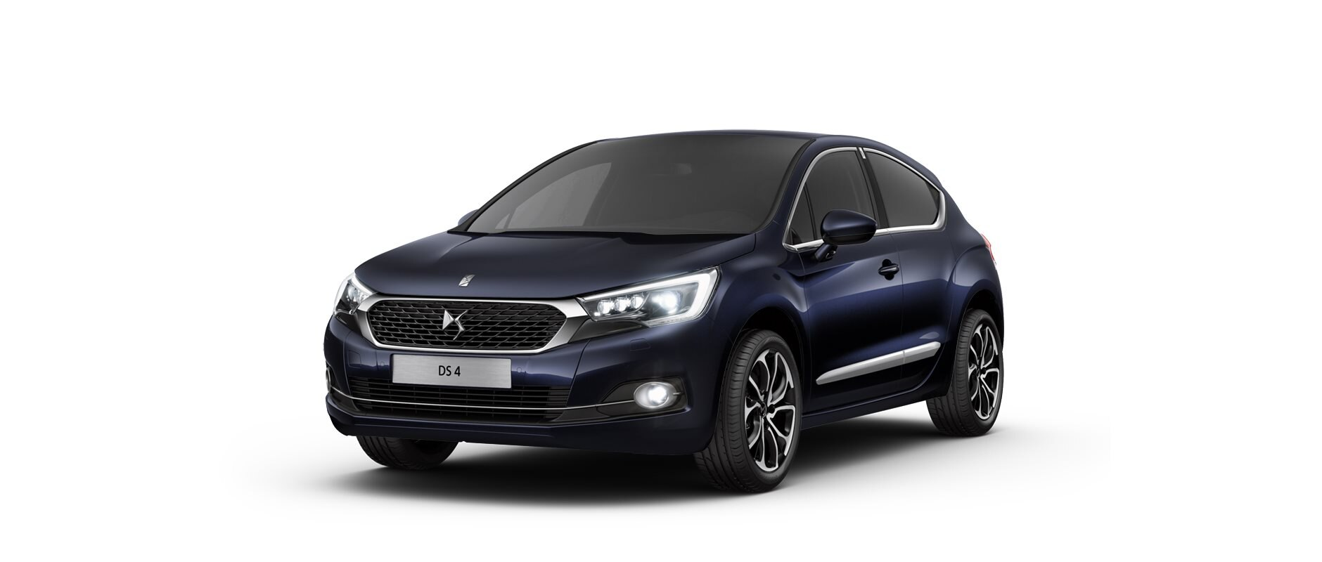 New DS 4 - finitions - Sport Chic