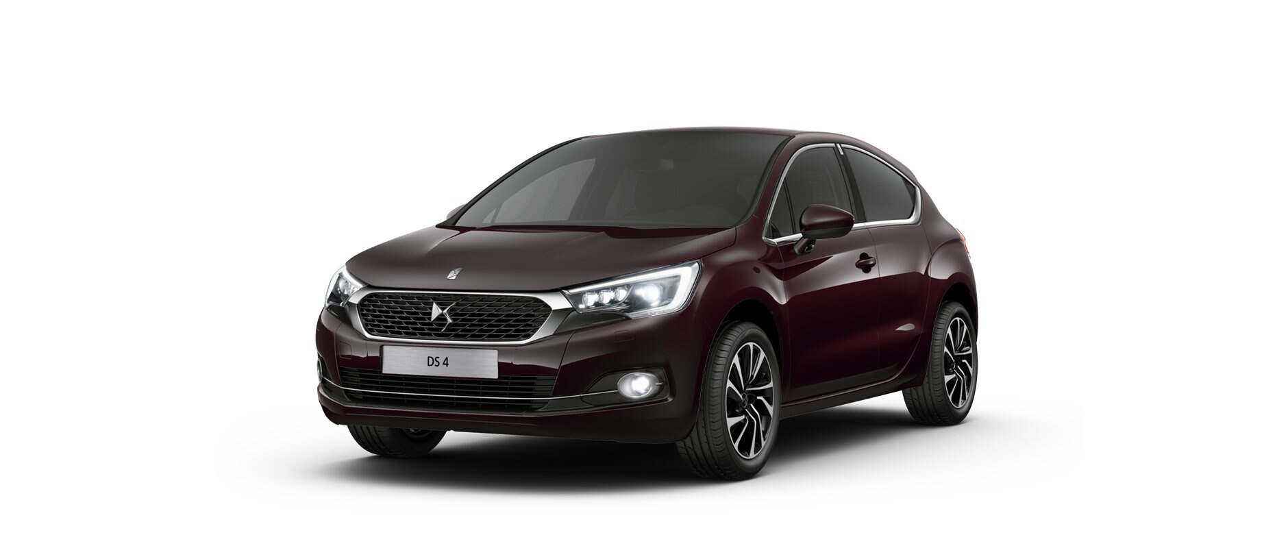 New DS 4 - finitions - So Chic